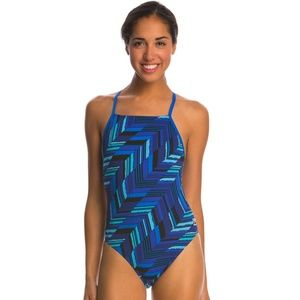 SPEEDO Endurance + Flyback Swimsuit 7719731 $84